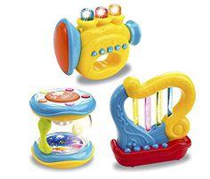 Set of 3 Musical Light Up Interactive Toy Instruments for... https://smile.amazon.com/dp/B01EXLI5VM/ref=cm_sw_r_pi_dp_NIOFxbT12YJFR