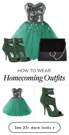 """""""Untitled #1"""" by dreamyluna on Polyvore featuring Max Studio and Chloé"""
