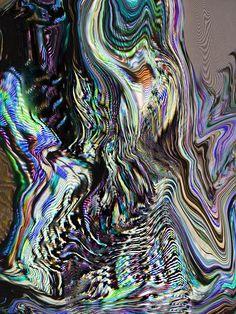 digital glitch art. Waves, Glitch Art, Psychedelic Art, Grafik Design, Black Art, Trippy, Textures Patterns, Aesthetic Wallpapers, Wallpaper Backgrounds