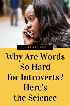 There's a reason introverts are quiet. #introvert #introvertproblems #science