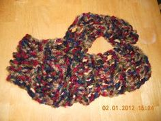 One Hour Winter Scarf
