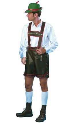 German Man Costume