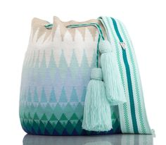 """New Cheap Bags. The location where building and construction meets style, beaded crochet is the act of using beads to decorate crocheted products. """"Crochet"""" is derived fro Crotchet Bags, Knitted Bags, Mochila Crochet, Tapestry Crochet Patterns, Tapestry Bag, Cheap Bags, Summer Bags, Clutch, Party Bags"""