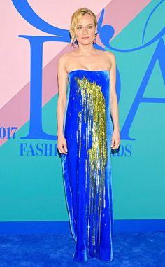 Diane Kruger in Monse Fall 2017 : cfda-fashion-awards-2017-red-carpet-arrivals