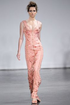 L'Wren Scott Spring 2012 Ready-to-Wear Collection Slideshow on Style.com