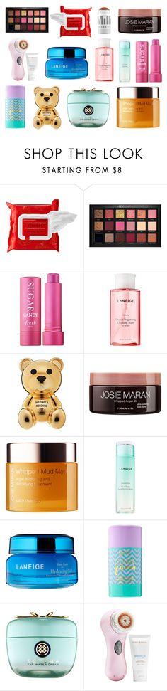 """Sephora"" by orejinoro on Polyvore featuring beauty, Sephora Collection, Huda Beauty, Laneige, Josie Maran, tarte, Tatcha and MILK MAKEUP"