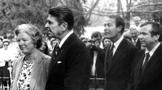 """'Ronald Reagan"""" came to The Home of President Andrew Jackson in 1972. Staff member Rosetta Graham retells the story of that day."""