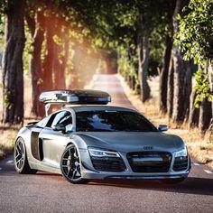 Audi with HRE Lightweight in Satin Black Phoenix Art, Aston Martin Vanquish, Pagani Zonda, Lamborghini Veneno, Drag Racing, Auto Racing, Audi Cars, Maserati, Mazda