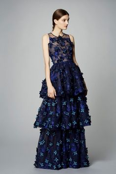 Marchesa | Collections | Marchesa-notte | Pre-Fall 2017 | Collection #5