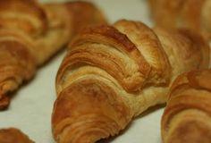 Vegan croissants - dough made from scratch