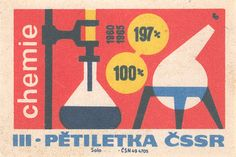 Czechoslovakian matchbox label by Shailesh Chavda, via Flickr