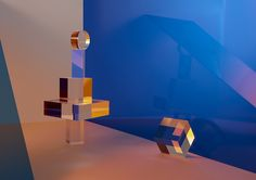 <p>The 25 years old Australian born stylist and art director, Natalie Turnbull has a very strong eye for pairing things together. Whether it's material, color or shape, she implements her knowle