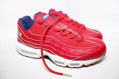 """Air Max 95 """"Independence Day"""" Air Max 95, Independence Day, Running Shoes, Sneakers, Runing Shoes, Tennis, Diwali, Slippers, 4th Of July Nails"""