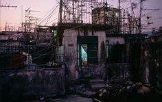 Greg Girard Kowloon Walled City