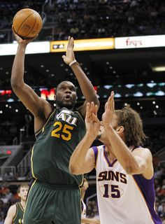 Al Jefferson- if only he could come to Boston, I love his game