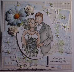 wedding couple : Digital pencil too
