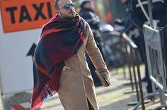 Street style Moda en la calle hombre otoño invierno 2014