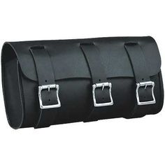 THREE STRAPS PVC TOOL BAG       ·         WITH CHROME-PLATTED       ·         BRASS BUCKLES       ·         SIZE: 10x4.5x3.25 $12.00 AUD