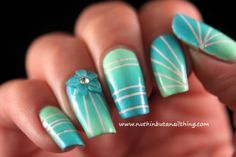 Nail creations by other people who are way more talented than I am! :)