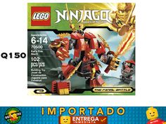 Lego Ninjago Kais Fire