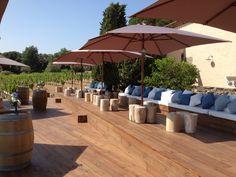 Patio, Outdoor Decor, Home Decor, Woodwind Instrument, Homemade Home Decor, Yard, Porch, Terrace, Interior Design