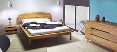 Choisissez une chambre naturelle avec des meubles en chêne massif de la collection SOFT Zago. #Zago #Meubles #Bois #Chambre http://www.zago-store.com/collections/soft.html