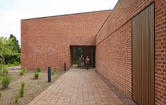 Britten-Pears Archive ∖ Projects ∖ Stanton Williams Architects