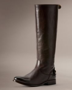 Melissa Button Back Zip - Women_Boots_Melissa Collection - The Frye Company