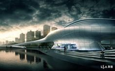 Galería de Puente Peatonal Wuxi Xidong / L&A Design Group - 8