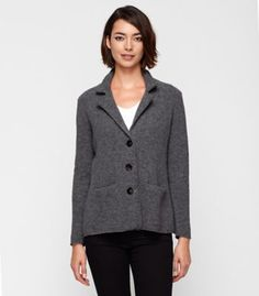 EILEEN FISHER: Fall Jackets