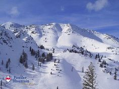Powder mountain is a personal favorite of mine
