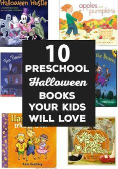 10 Preschool Hallowe