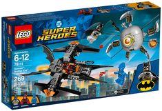 LEGO DC Comics Super Heroes 76111 : Batman et la revanche de Brother Eye