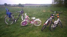 Rowerowe wyprawy z dziećmi czas zacząć
