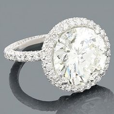 Cute Engagement Ring