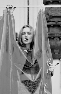 — kate winslet photographed by ken hively, 1996