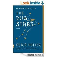 The Dog Stars by Peter Heller. I recommend you read. No grammar judgement. Before you know it you will be immersed. Into Hig and Jasper's post apocalypse world!