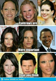 We understand the importance of eyebrows at The Naked Monkey.