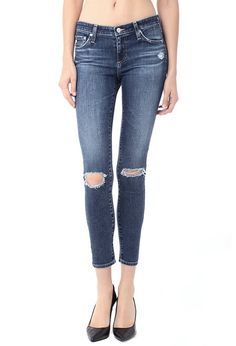 The Legging Ankle - 11 Years Dreamer | AG Jeans Official Store