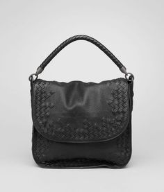 Nero Washed Cervo Bag - Women's Bottega Veneta® Shoulder Or Hobo Bag - Shop at the Official Online Store
