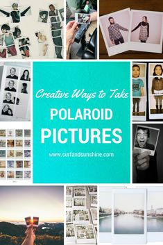 Polaroid Picture Ideas: Creative Inspiration and Tips