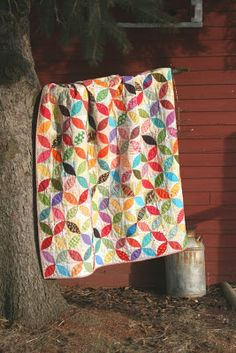 crazy mom quilts: apple cake quilt