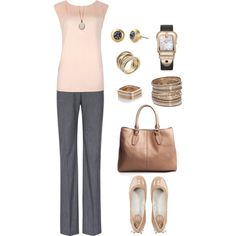 Comfy work wear - Polyvore