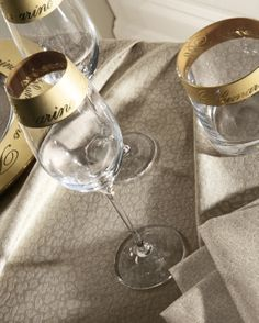 Blumarine Home Collection 2013 • Festive Table - B Gold