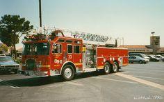 Los Angeles County Fire Dept.   by AZ Ashman 88