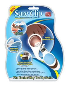 Sure Clip The WorldS Most Advanced Nail Clipper * Click on the image for additional details.(This is an Amazon affiliate link)