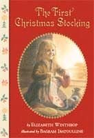 This is my favorite Christmas book! I adore everything about it. The vintage style layout, beautiful illustrations and the message! I think about this book all year long.
