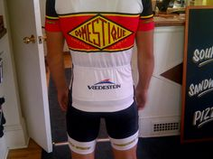 Cafe Domestique - Check out the Vredestein logo - Cycling cafe you want to visit when in Dundas, Ontario Dundas Ontario, Cycling Jerseys, Logo, Check, How To Wear, Fashion, Athlete, Moda, Logos