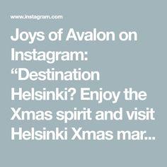 "Joys of Avalon on Instagram: ""Destination Helsinki? Enjoy the Xmas spirit and visit Helsinki Xmas market. Here you can enjoy the traditional Finnish xmas porridge or…"" Visit Helsinki, Xmas, Spirit, Joy, Traditional, Marketing, Canning, Travel, Instagram"