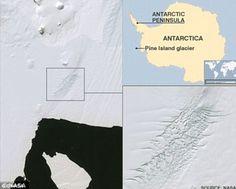 Vinculan el fenómeno de El Niño a la fusión de un glaciar en la Antártida | Bolsa Spain